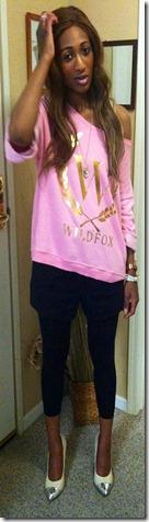 Wilfox Sweater blog4