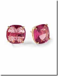 Pink Earrings Kate Spade