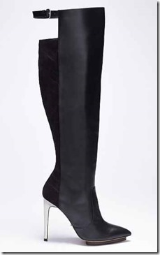 Victoria's Secret Metal Heel Boot
